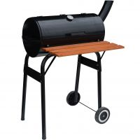 Smoker Barbecue Grill  Holzkohlegrill Standgrill